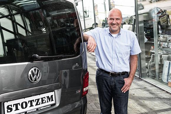 Klaus-Dieter Stotzem