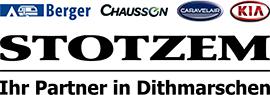 STOZEM – Ihr Partner für Auto und Reisemobile in Dithmarschen Sticky Logo
