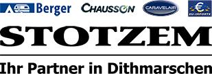 STOTZEM – Ihr Partner für Auto und Reisemobile in Dithmarschen Logo